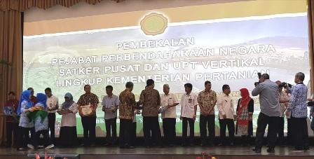 BBPP Batu Raih Penghargaan Terbaik II Kinerja Anggaran 2018