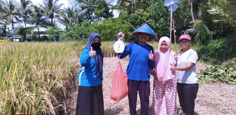 Don't Stop Pangan Indonesia, Kostratani Garda Terdepan Kawal Petani