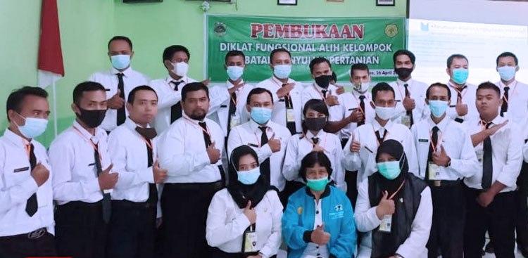 Perjuangan Penyuluh Pertanian Kabupaten Bondowoso untuk Uji Kompetensi Penyuluh Supervisor